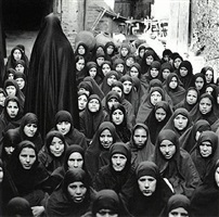 fervor series by shirin neshat