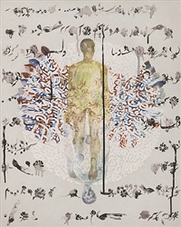 mirror plane by shahzia sikander