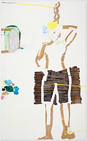Untitled by Magnus Plessen on artnet