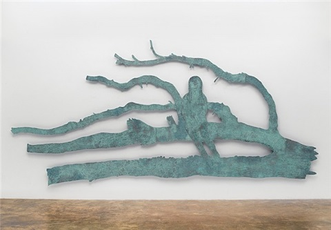 nurse log by kiki smith