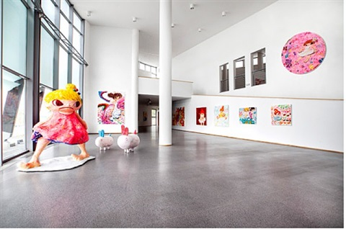 exhibition view by ayako rokkaku