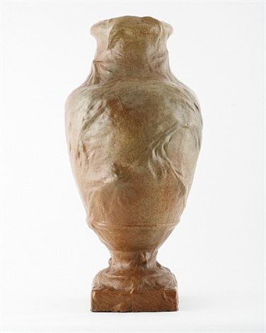 wrapped baluster by georges hoentschel