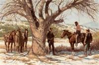 a hung jury by harvey william (bud) johnson