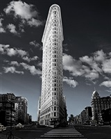 new york metropolis - flat iron building by holger eckstein