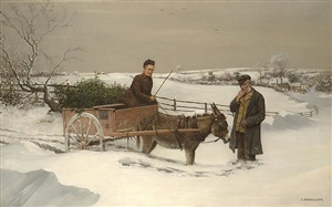 perplexed by charles spencelayh