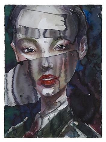 moody dream no.1 by ling jian