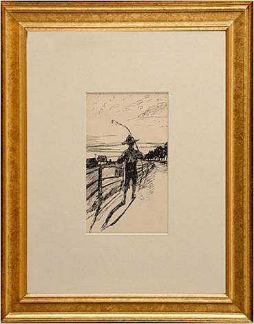 fisherboy by edward hopper