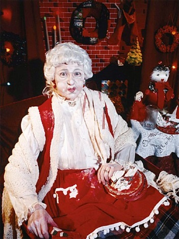 mrs. claus by cindy sherman