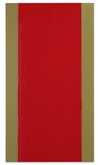 red column by gary hume