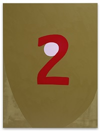 artwork 2 by gary hume