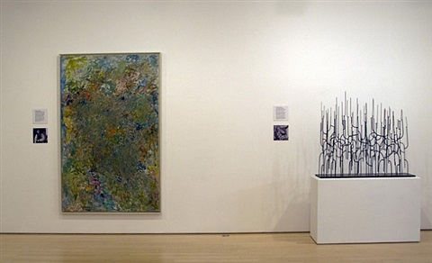 the lure of paris: installation view