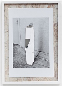 paper fragments (box) by curtis mann