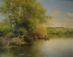 still waters by emilio sanchez-perrier