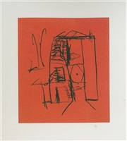 seaside studio by robert motherwell