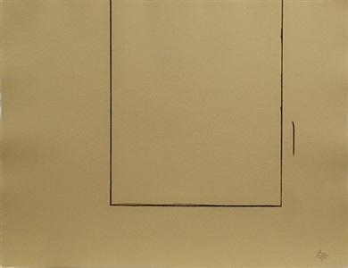 beige open by robert motherwell