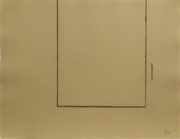 beige open by robert motherwell