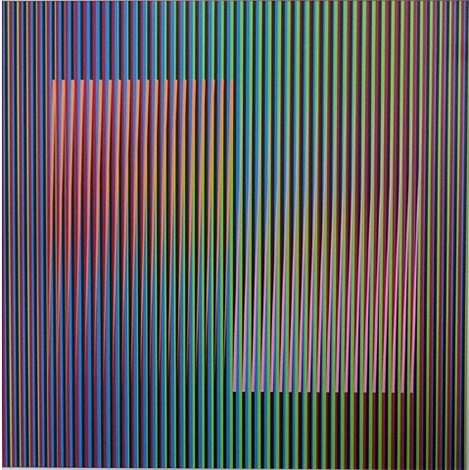 color aditivo betzaida i by carlos cruz-diez