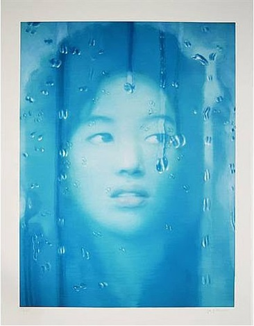 water drop (untitled) by yang qian