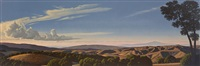 monterey bay from corral de tierra by david ligare