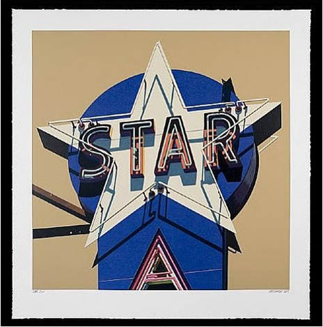 star by robert cottingham