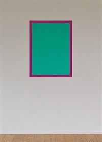 portrait in green by winston roeth