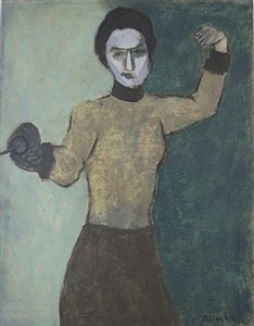 milton avery selected works by milton avery