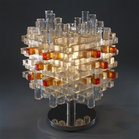 table lamp by poliarte