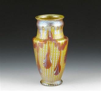 vase by franz hofstotter