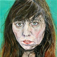 self portrait by ishbel myerscough