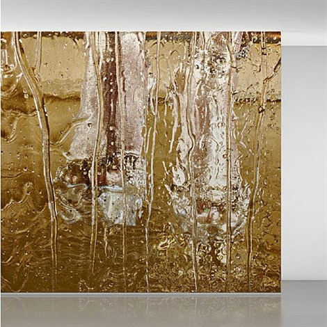 goldkicker by marilyn minter