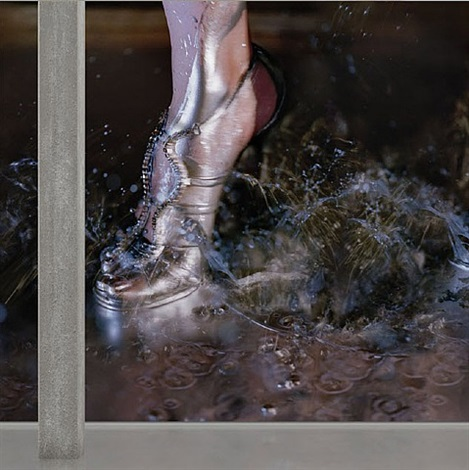 kicksilver by marilyn minter