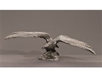 small spread eagle by harriet whitney frishmuth
