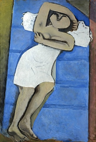 nu couché, 1948 by francisco bores