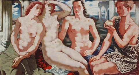 the judgment of paris by hans orlowski
