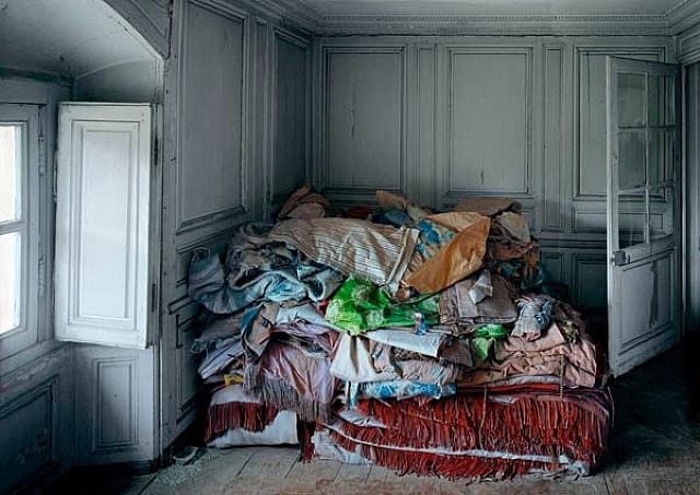 petit trianon - entresol, chateau de versailles by robert polidori
