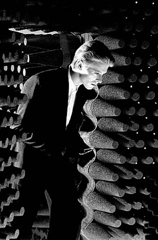 david bowie, los angeles by steve schapiro