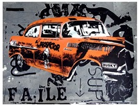 prospector (orange) by faile