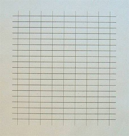 on a clear day (complete portfolio with 30 screenprints) by agnes martin