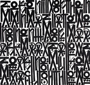 retna- new paintings and works on paper by retna
