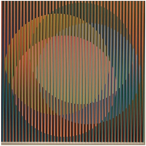 physichromie panam 43 by carlos cruz-diez