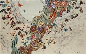 galaxie ii by kyosuke tchinai