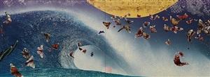 papillons aux embruns ii by kyosuke tchinai