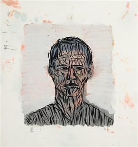 head of a convict man by alan jones