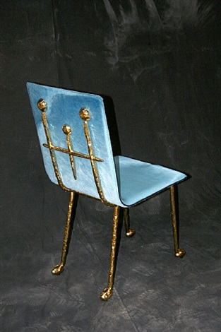 """ever"" chair by mattia bonetti"