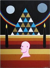 grey moons by richard colman