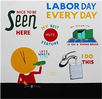 nov. 24th (labor day every day) by stephen powers