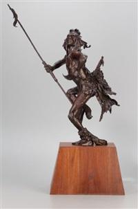 scalptaker's dance by hollis williford