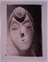 baroness r.f. by constantin brancusi