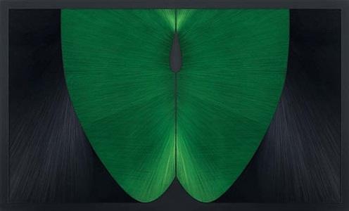 green apple by gulay semercioglu