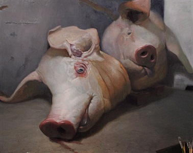 pigs by ian healy